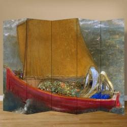 Παραβάν βάρκα