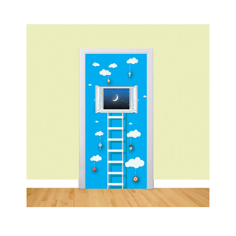 3d6af04ca2c Αυτοκόλλητο για διακόσμηση παιδικού δωματίου με ουράνιο τόξο