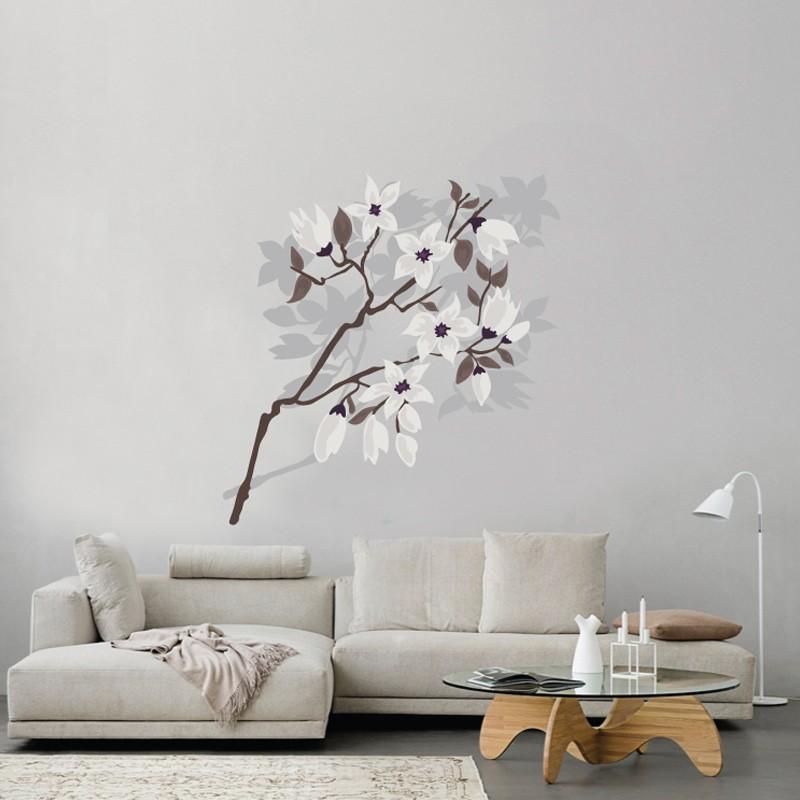 Αυτοκόλλητα τοίχου flowers